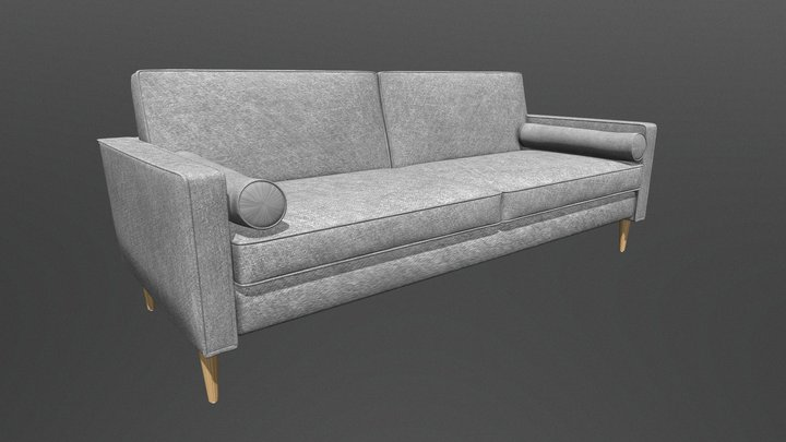 Wind 04 3D Model