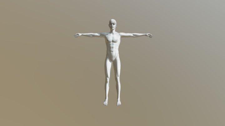 Kasper 3D Model