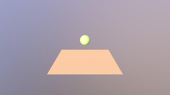 Pelotarender 3D Model