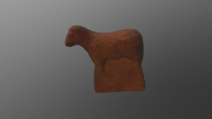 Pecora 3D Model