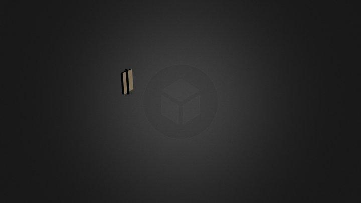 Wing Armature 3D Model
