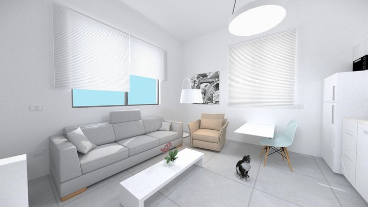 My littel appartment, Help me design it 3D Model