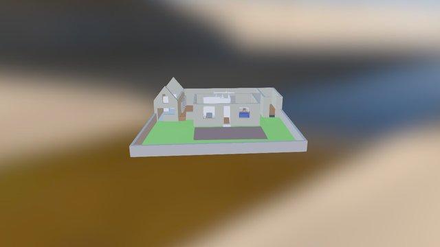 Roseraie 30.12.15 3D Model