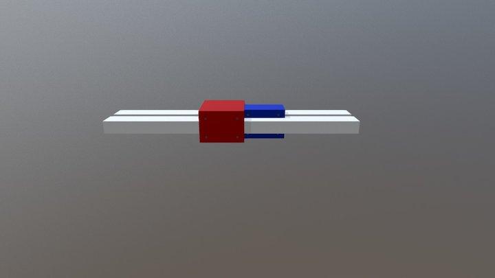 Updated Camera Slider 3D Model