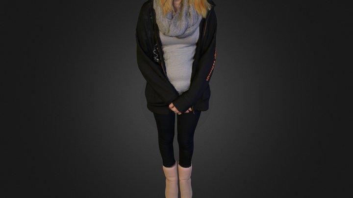 Mathilde_Oskarsen 3D Model