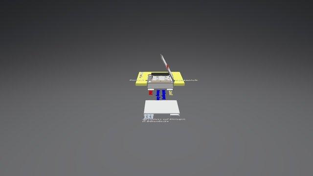 Dachbox, System 3D Model
