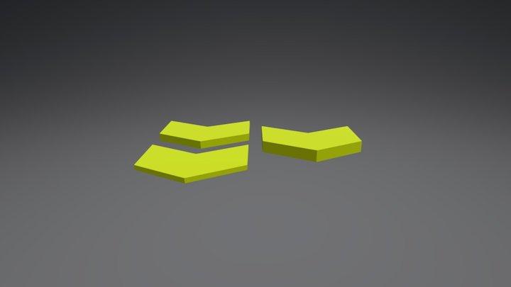 Insignia 3D Model