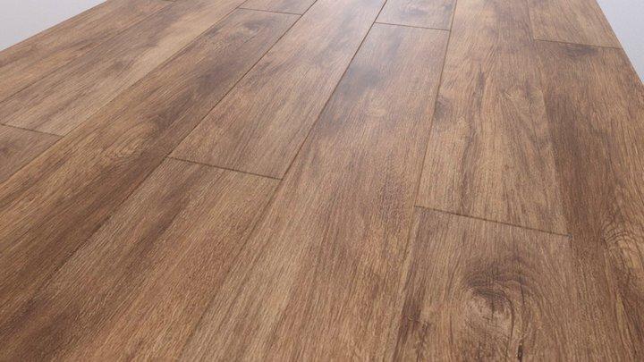 Vinyl Floor Bruges 3D Model