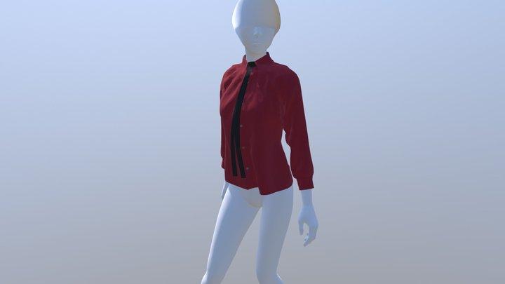 Marvelous Designer #4 3D Model
