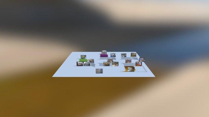 Photos Lycée 3D Model