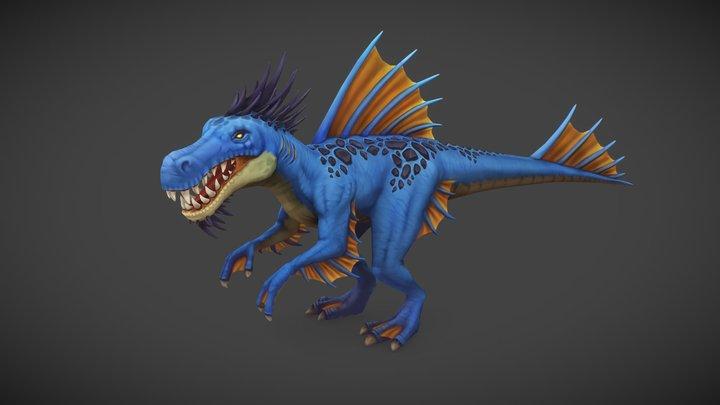 River Raptor 3D Model