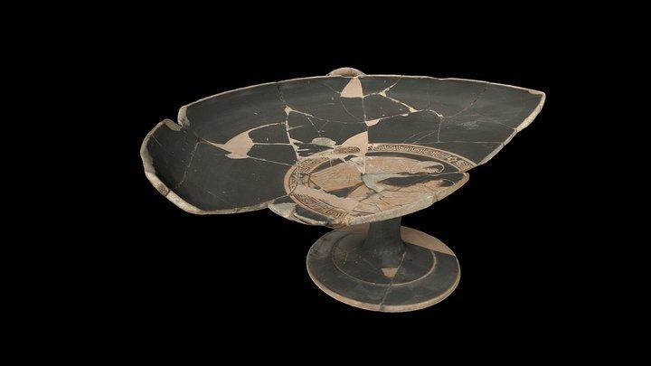 Kylix attica 3D Model