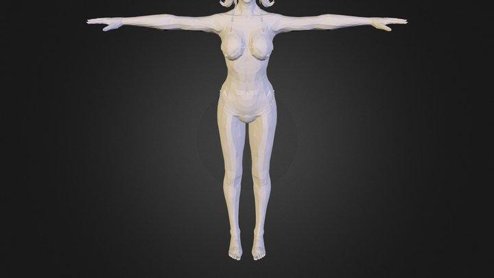 Juliet_Sea_Shell 3D Model