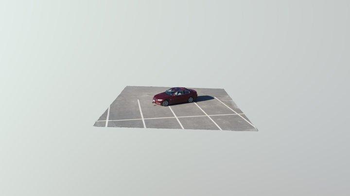 Automovil 3D Model