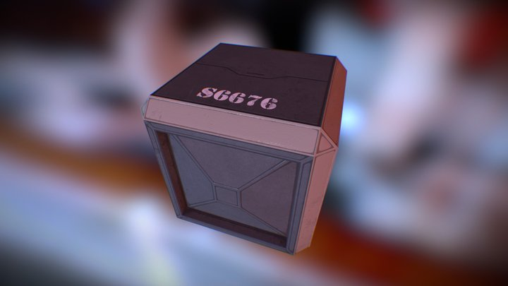 test Box 3D Model