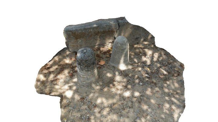 Makam Kramat, Object 7 3D Model