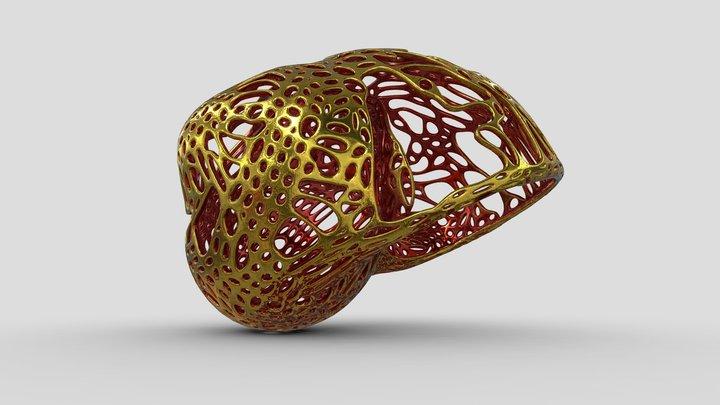 SnailHouse 3D Model