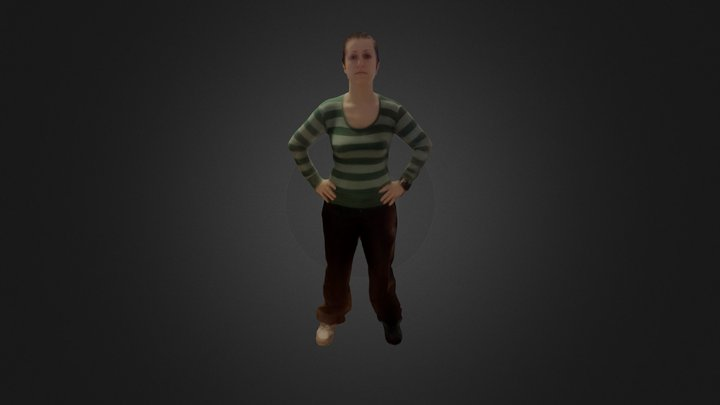 Cmyk 3D Model