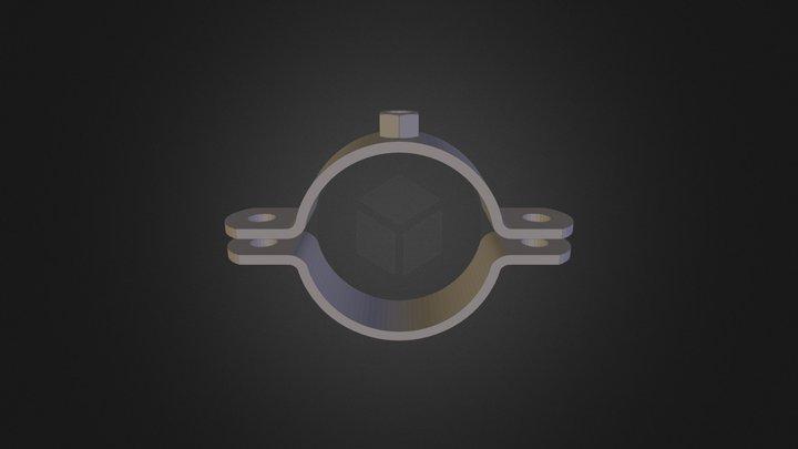 Colliers ROBBE® - Avec écrou soudé 3D Model
