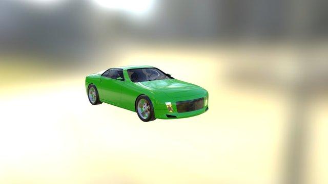 TPC GT1 3D Model