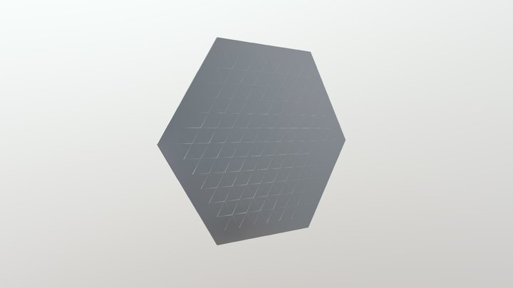 Pangolin Panel 3D Model