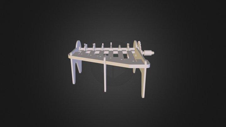 Assignment 3 3D Model