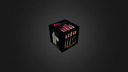 Box Textured 3D Model