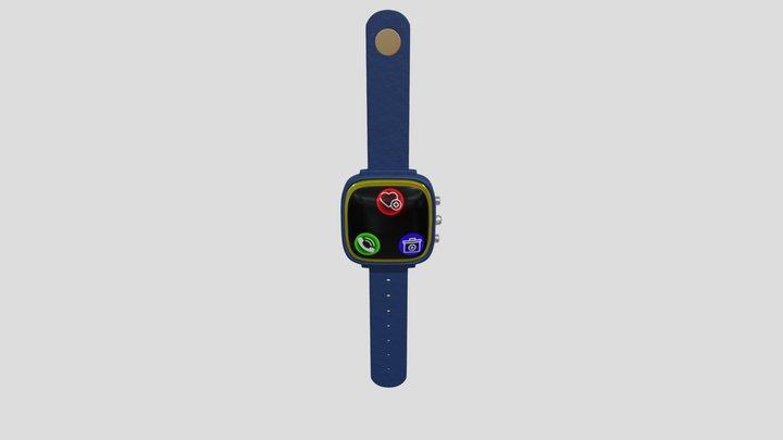 Heartwatch series 1 3D Model
