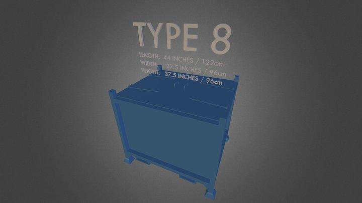 Type8 3D Model