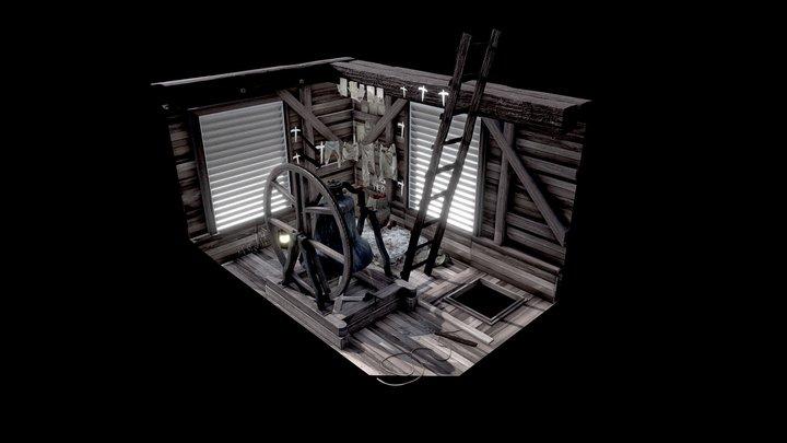 The Bell Room 3D Model