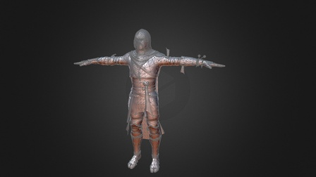 Aragami 2.0 - Work in Progress 3D Model