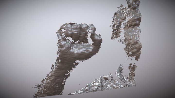 EXPERIMENT / Animated Stop Motion 3D Handfie 3D Model