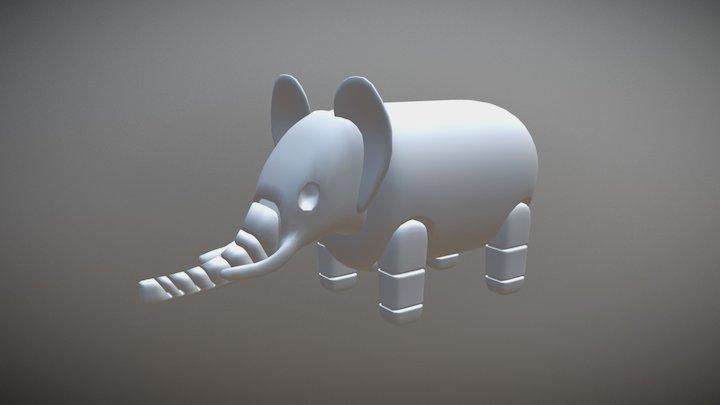 Exercise 2 3D Model
