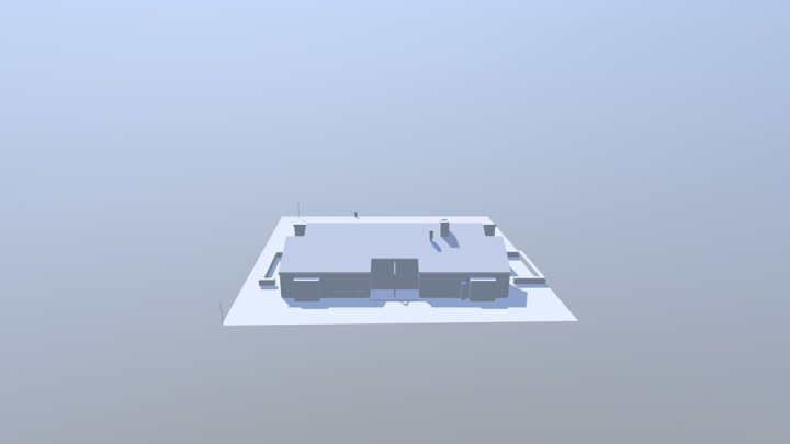 Typhuset 3D Model
