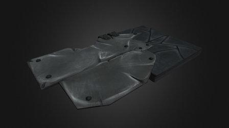 Boss Platform 3D Model