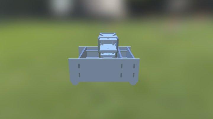 EggMachine 3D Model