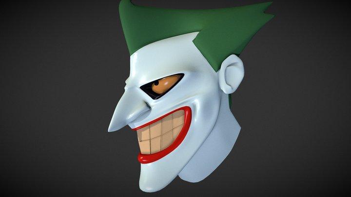 The Joker - Batman: The animated series 3D Model