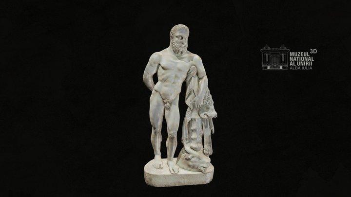 Hercules Farnese, Apulum 3D Model