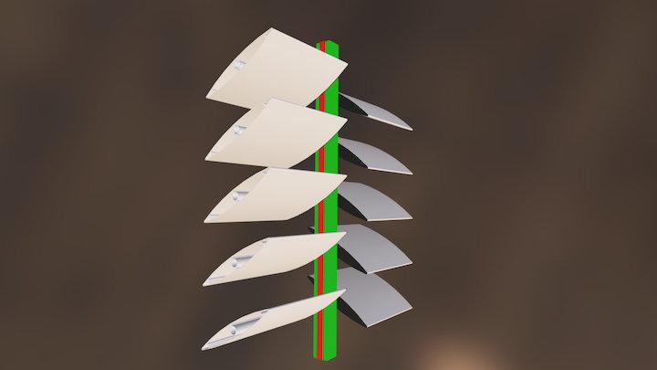 QSUN 3D Model