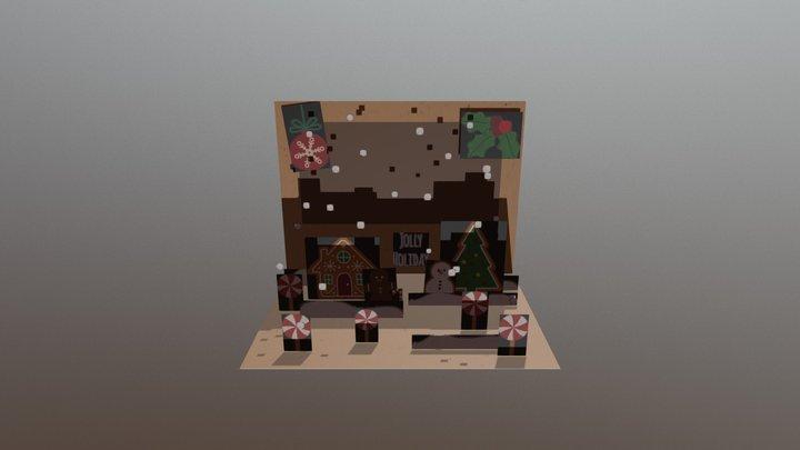 Card 3D Model