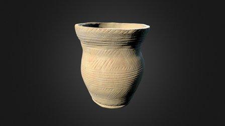 Achavanich Beaker Replica 3D Model