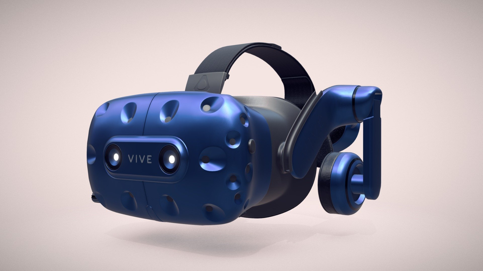 HTC Vive Pro - Download Free 3D model by Eternal Realm