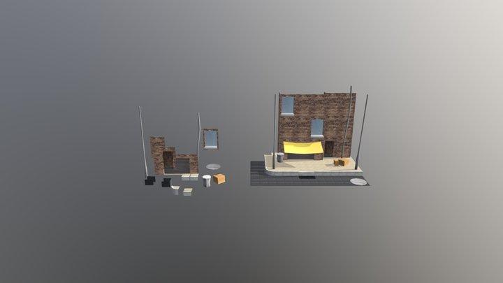 Calle 3D Model