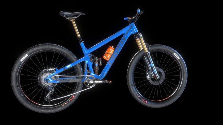 PIVOT SWITCHBLADE MTB BICYCLE 3D Model