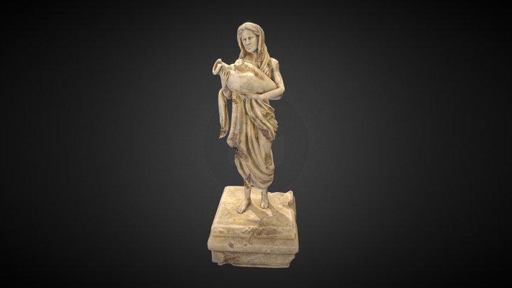 Statue of women 3D Model
