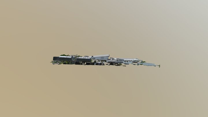 ThaiPBS Full 3D Model