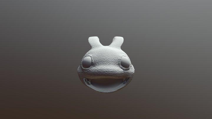 Koromon 3D Model