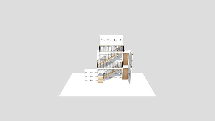 Duriya v4 3D Model