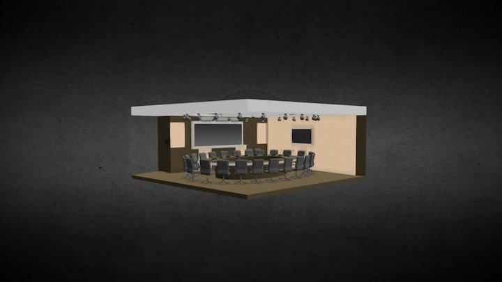 Transelectrica 3D Model