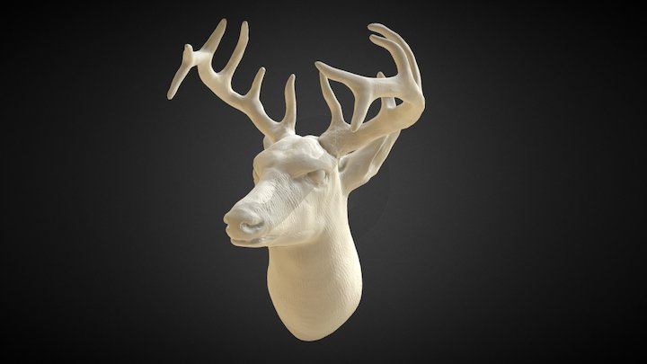 Veado_2 3D Model